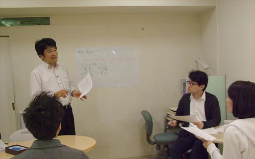 第5回スタディ・ミーティング 「経理・財務の知識を持とう」