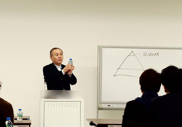 クールジャパン機構太田社長の講演会、開催されました!