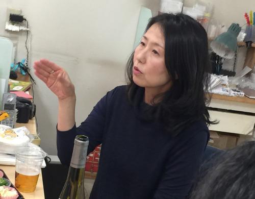 ドイツのジュエリー・アーティスト 西林佳寿子さんとの座談会