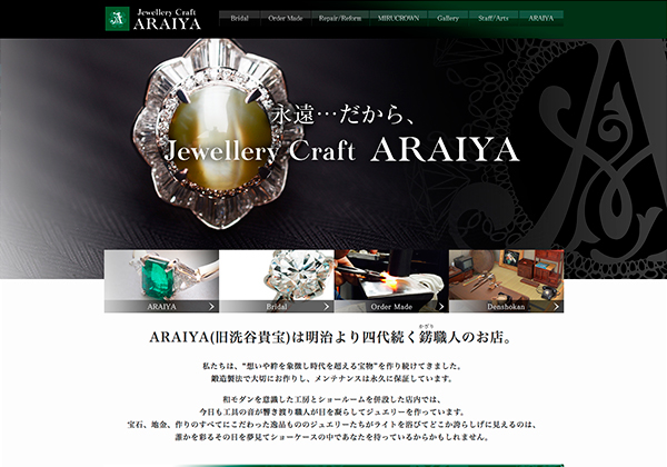 Jewellery Craft ARAIYA