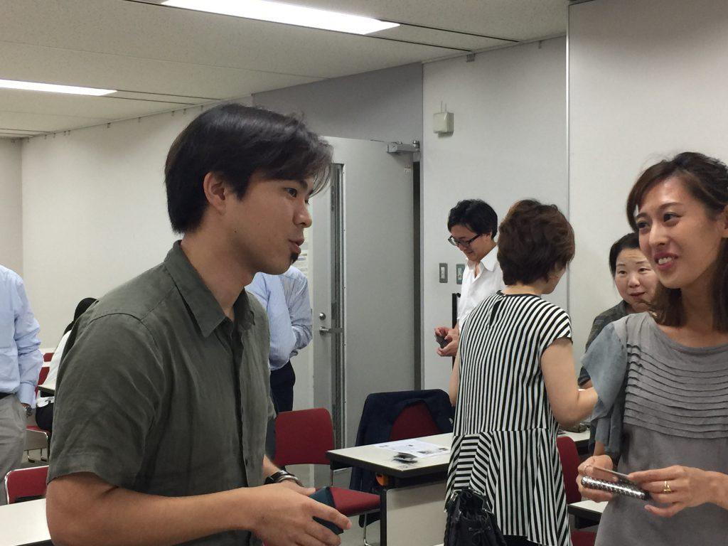 ジュエリー・アーティスト・ジャパン 2017/8/30 JAJイベント