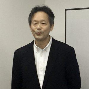 弁理士の田口健児さん